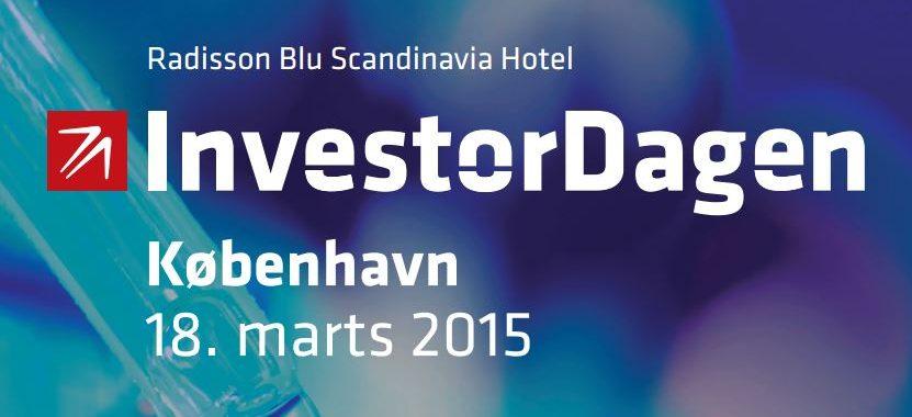 IVISYS at InvestorDagen 2015